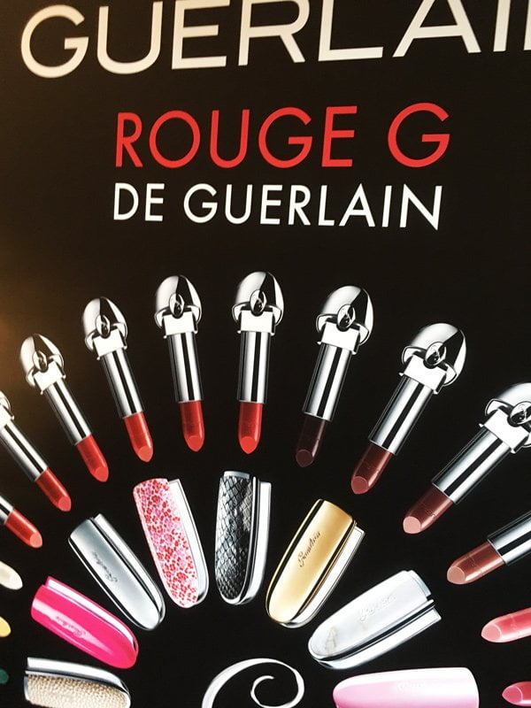 #MyRougeG Launch Event in Zürich (Hey Pretty Beauty Blog Review)