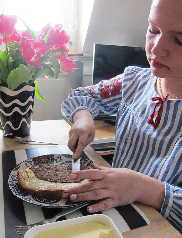 Schweizer Brot: Eine kleine Samstags-Liebesgeschichte auf Hey Pretty