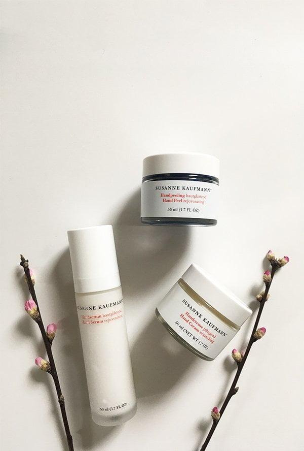 Susanne Kaufmann Organic Treats: Handpeeling und Handseum – Erfahrungsbericht auf Hey Pretty Beauty Blog