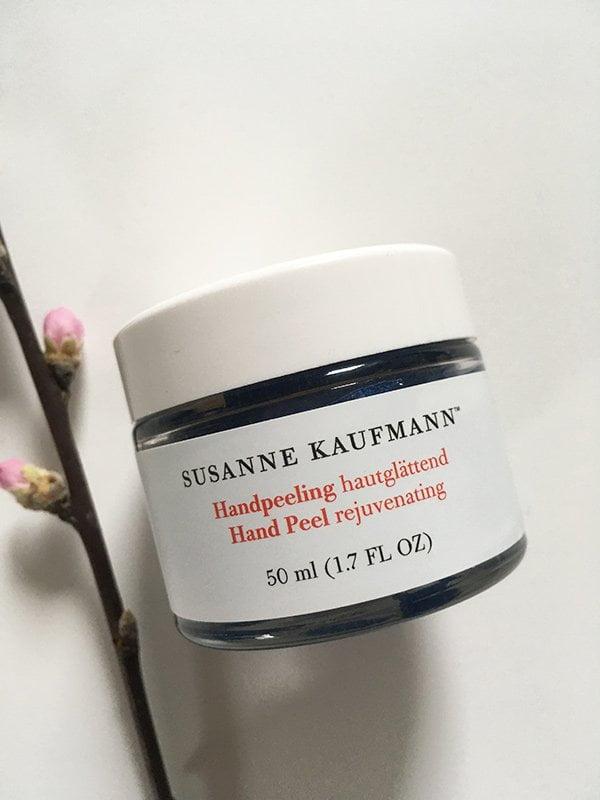Susanne Kaufmann Organic Treats: Handpeeling hautglättend (Neuheit 2018), Review auf Hey Pretty Beauty Blog