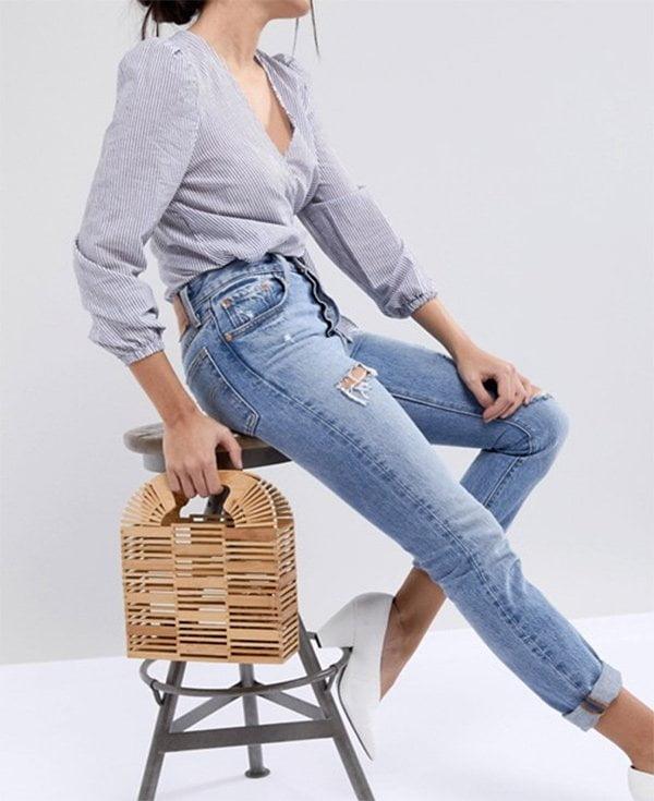Sommertaschen 2018: ASOS Rattan Box Bag (Hey Pretty Fashion Flash)