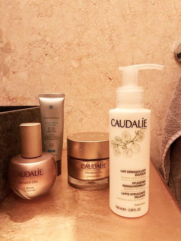 Show Me Your Badezimmerschränkli mit Tamara Cantieni (Die Hey Pretty Hautpflege-Serie), Caudalie Skincare
