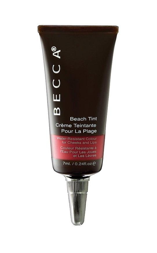 Diese 6 Make-Up-Produkte solltest du besitzen: Lip and Cheek Stain (Becca Beach Tint in Watermelon), Hey Pretty Beauty Blog