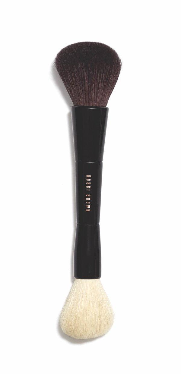Bobbi Brown Dual-Ended Bronzer Brush (Spring 2018), PR Image