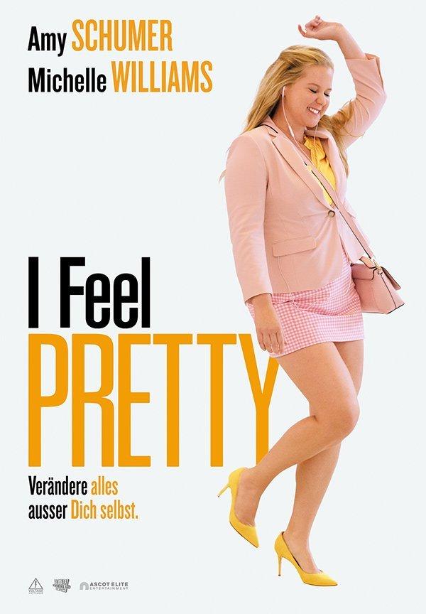 I Feel Pretty auf Hey Pretty: Film-Review, Amy Schumer-Liebesode und Ticketverlosung (Image Copyright: Ascot Elite 2018)