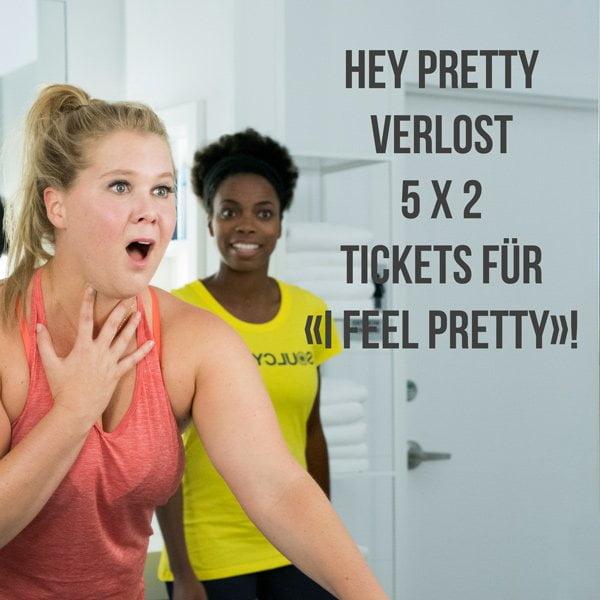 I Feel Pretty mit Amy Schumer: Ticketverlosung auf Hey Pretty Beauty Blog (Image Copyright: Ascot Elite)