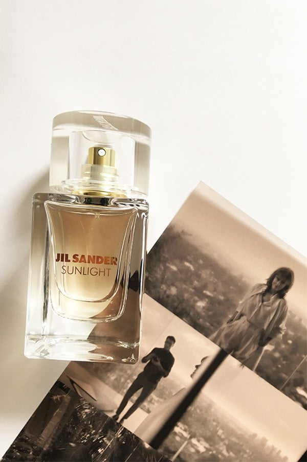 Jil Sander Sunlight Eau de Parfum: Review und Duftstory auf Hey Pretty Beauty Blog