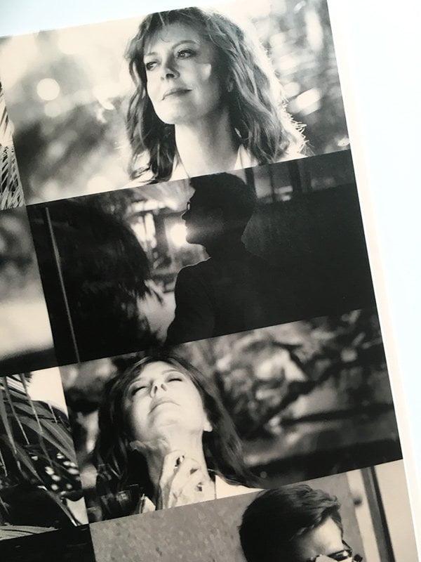 Jil Sander Sunlight Eau de Parfum: Press Kit und Kampagne mit Susan Sarandon (Image by Hey Pretty)