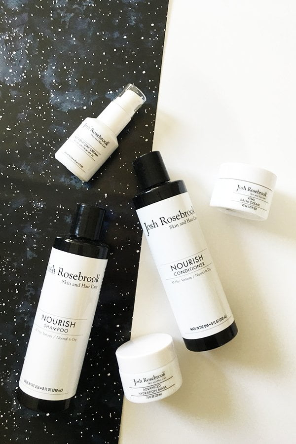 Brand Love: Josh Rosebrook Organic Skincare and Haircare, neu in der Schweiz erhältlich bei qosms of namari Zürich (Review and Image by Hey Pretty Beauty Blog)