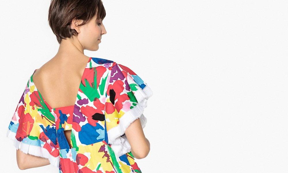Hey Pretty Fashion Flash: Romantische Sommerkleider 2018 (Image credit: La Redoute)