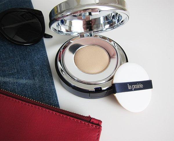 La Prairie Skin Caviar Essence-in-Foundation: Review auf Hey Pretty Beauty Blog