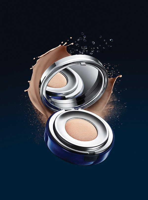 La Prairie Skin Caviar Essence-in-Foundation (Review auf Hey Pretty), PR Image
