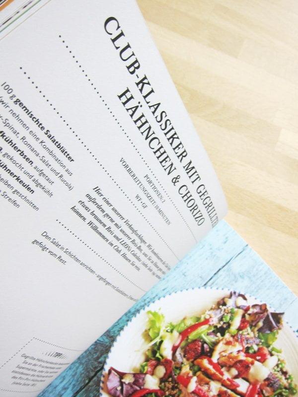 Jane Baxter: Leon – Hundert Salate (Dumont Verlag), Seitendetail –Kochbuch Liebe auf Hey Pretty