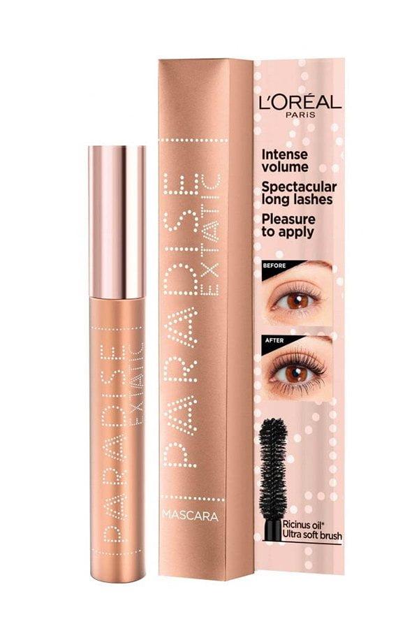 Diese 6 Make-Up-Produkte solltest du besitzen: Mascara (L'Oréal Paradise Extatic Mascara), Hey Pretty Beauty Blog