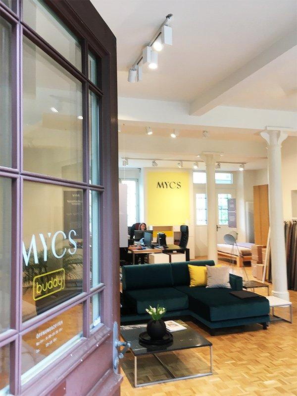 MYCS Möbel, Showroom Zürich – Review auf Hey Pretty