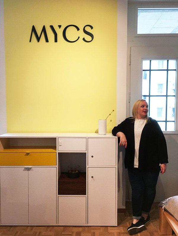 MYCS Möbel Showroom in Zürich: Review auf Hey Pretty