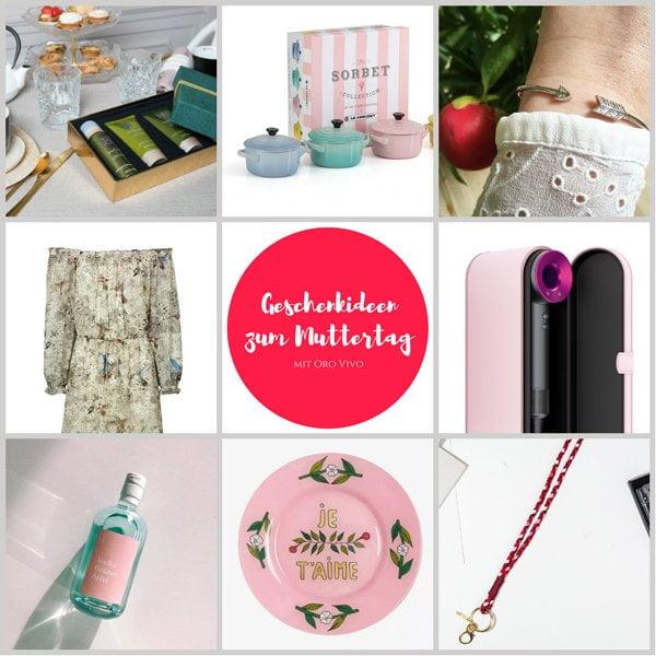 Muttertag: 10 schöne Geschenkideen und eine coole Verlosung auf Hey Pretty (mit Oro Vivo), sponsored content