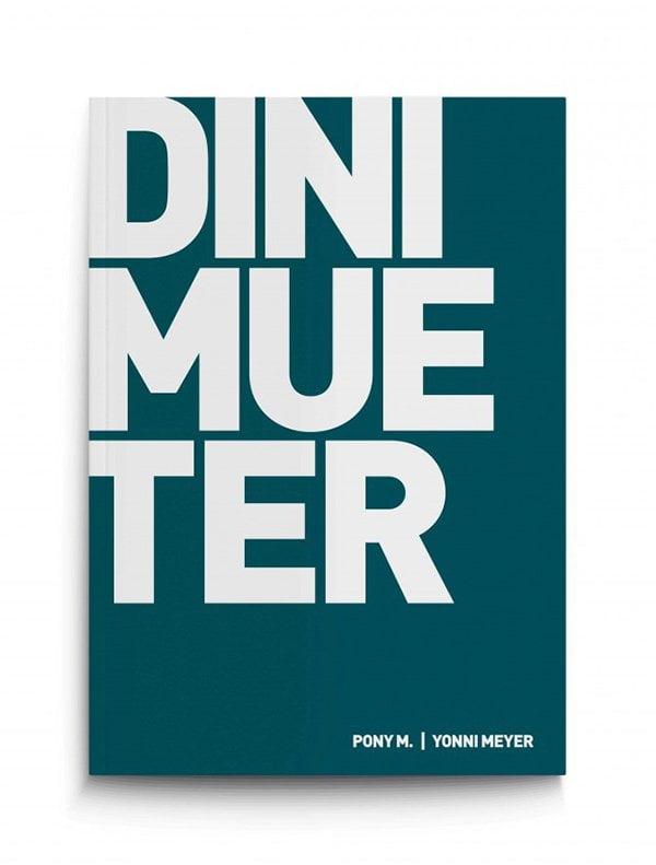 Muttertag Geschenkideen: Yonni Meyer «Dini Mueter» Kolummnensammlung (Hey Pretty Tipps)