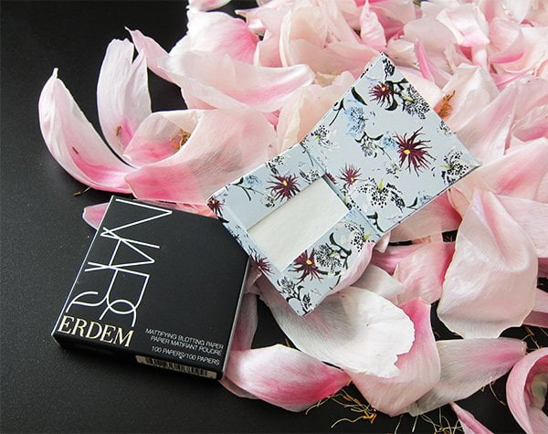 NARS x Erdem Blotting Papers (Strange Flowers Summer Collection 2018), Image by Hey Pretty