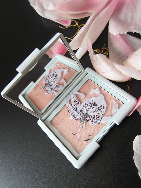 NARS x Erdem Strange Flowers Collection: Love Me Not Blush (Image by Hey Pretty)