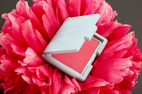 NARS x Erdem Strange Flowers Collection: Loves Me Blush (PR Image)