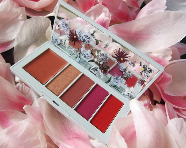 Erdem for NARS Poison Rose Lip Powder Palette (Summer 2018 Collection), Image by Hey Pretty