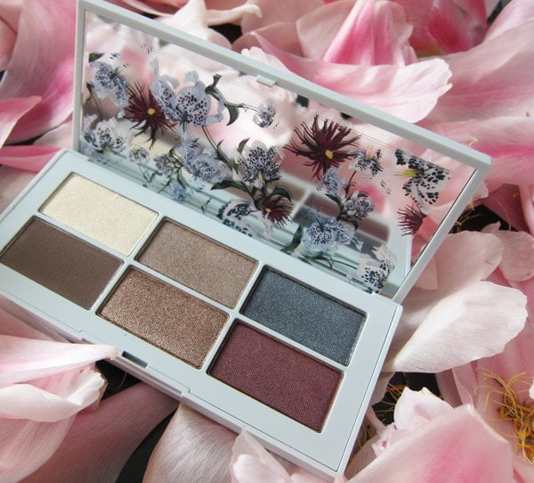 NARS x Erdem Fleur Fatale Eyeshadow Palette (Strange Flowers Collection 2018), Image Copyright: Hey Pretty Beauty Blog