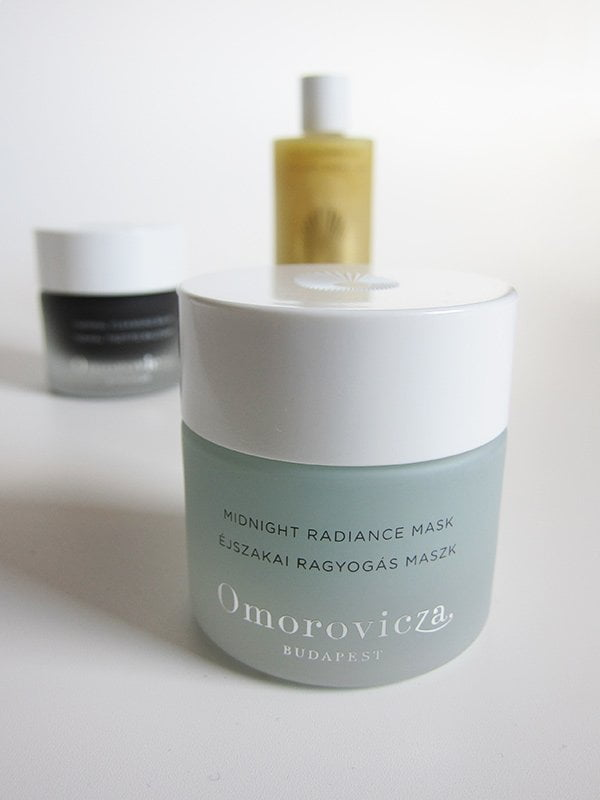 Brand Love from Budapest: Omorovicza Natural Skincare (Hey Pretty Beauty Blog Review)