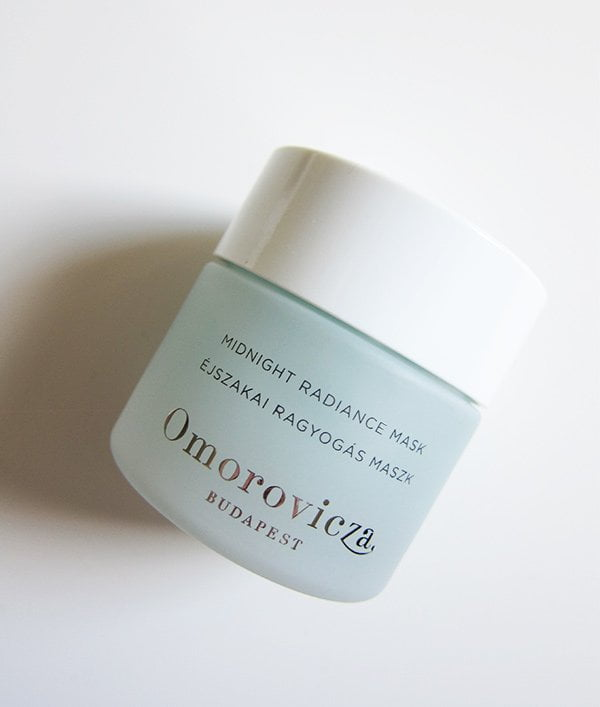 Omorovicza Midnight Radiance Mask (Image and Review by Hey Pretty Beauty Blog)