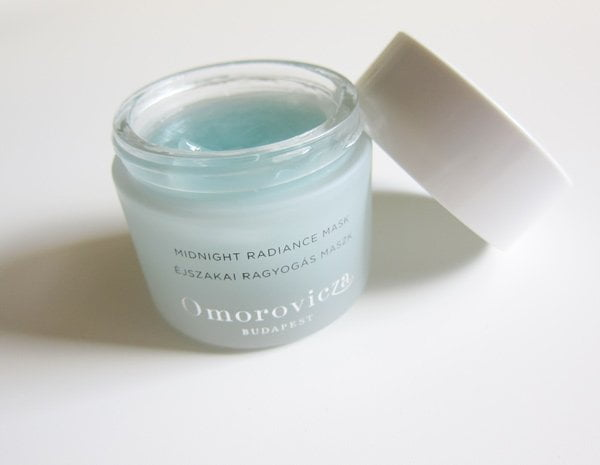Omorovicza Midnight Radiance Mask (open): Review auf Hey Pretty Beauty Blog