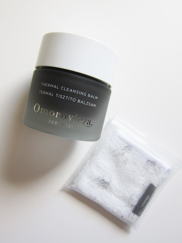 Omorovicza Thermal Cleansing Balm: Review und Brand Love auf Hey Pretty Beauty Blog