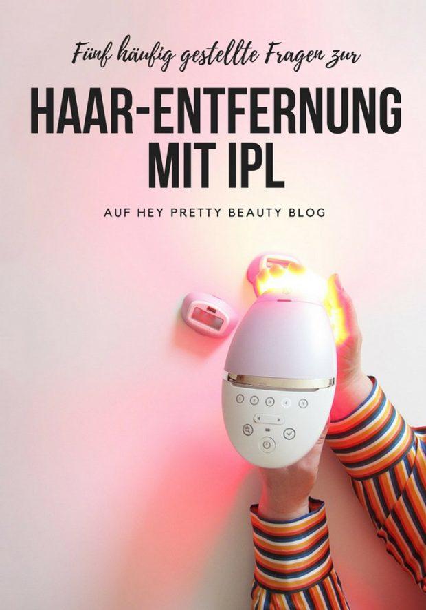 Fünf häufig gestellte Fragen zur Haarentfernung mit IPL (mit Philips Lumea), Hey Pretty Beauty Blog