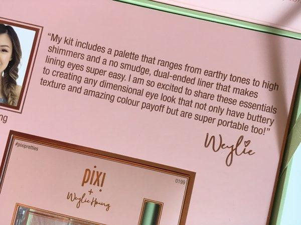Pixi X Weylie Hoang Palette (Erfahrungsbericht auf Hey Pretty)