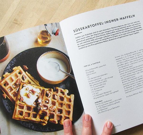 Kochbuch-Liebe Frühling 2018: Agnes Prus: Halb Zehn – das Frühstückskochbuch (Stiftung Warentest Verlag), Detailbild