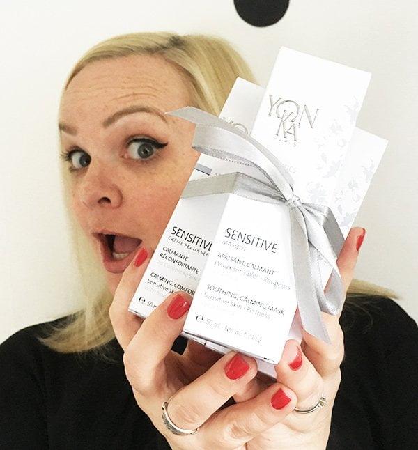 Yon-Ka Paris Sensitive Hautpflegelinie: Review und Verlosung von drei Sets auf Hey Pretty