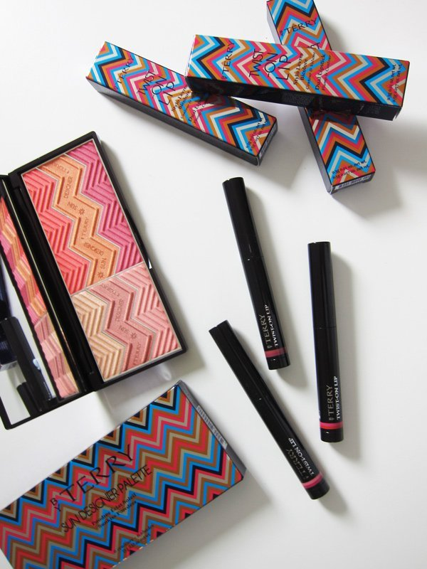 By Terry Hippy Chic Sumemr Make-Up Collection 2018, Image and Review by Hey Pretty (Twist-On Lip and Sun Designer Palette)