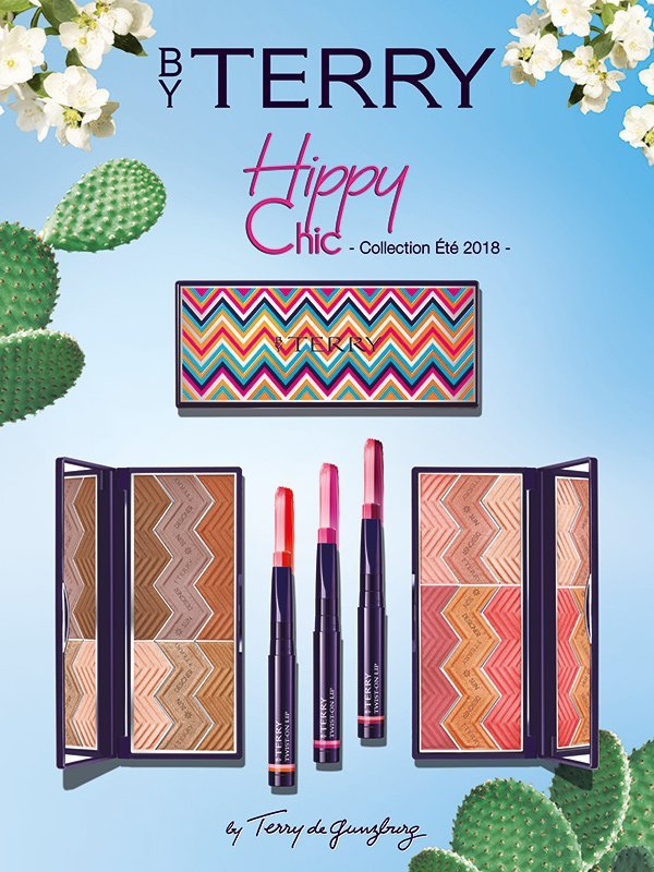 By Terry Hippy Chic Sommer Make-Up-Kollektion 2018, Review auf Hey Pretty (PR Visual)