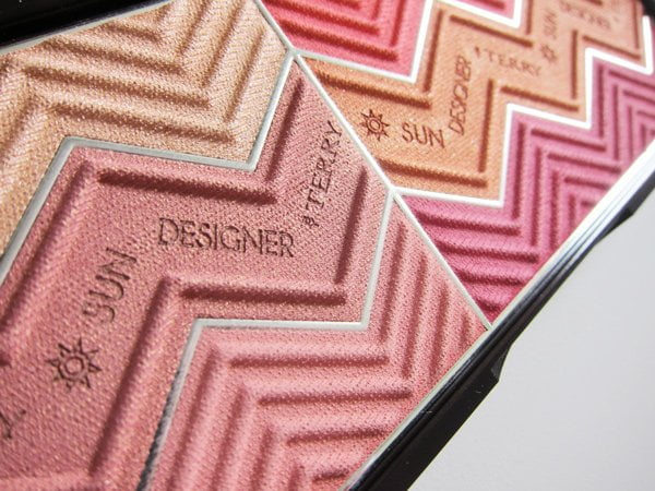 Closeup By Terry Sun Designer Palette in Hippy Chic (2018), Review auf Hey Pretty