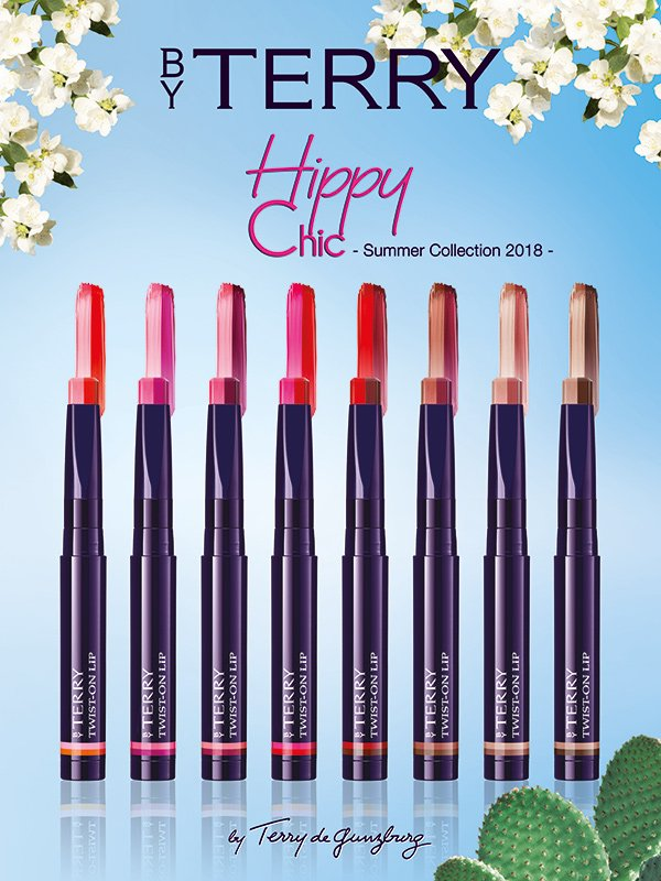 By Terry Summer 2018: Twist-On Lip (PR Visual), Review on Hey Pretty