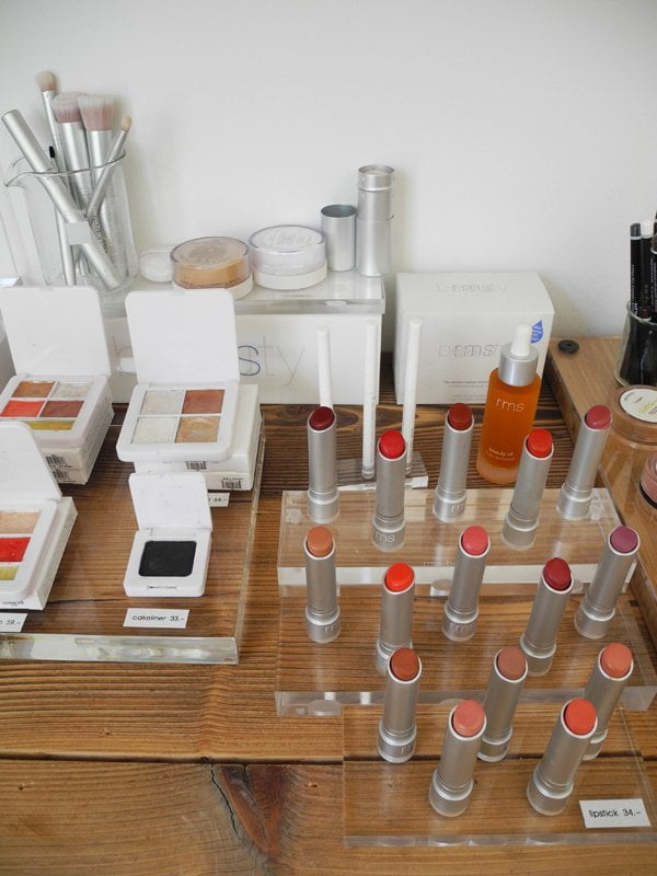 Pretty & Pure Spa and Store Review and Pictures by Hey Pretty Beauty Blog RMS Beauty