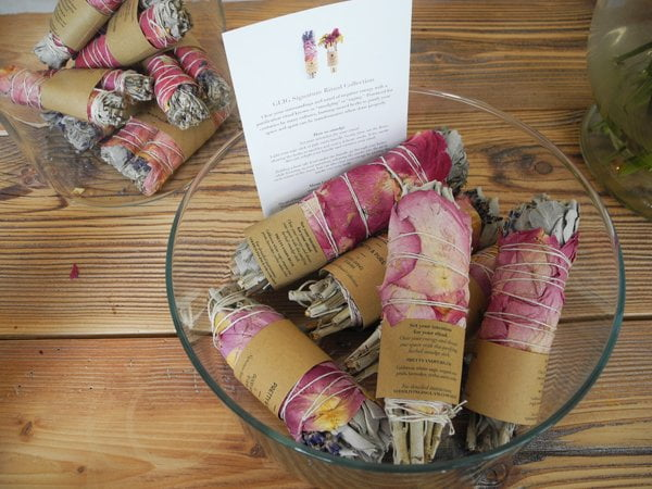 Pretty & Pure Spa and Store Review and Pictures by Hey Pretty Beauty Blog Ritual Collection