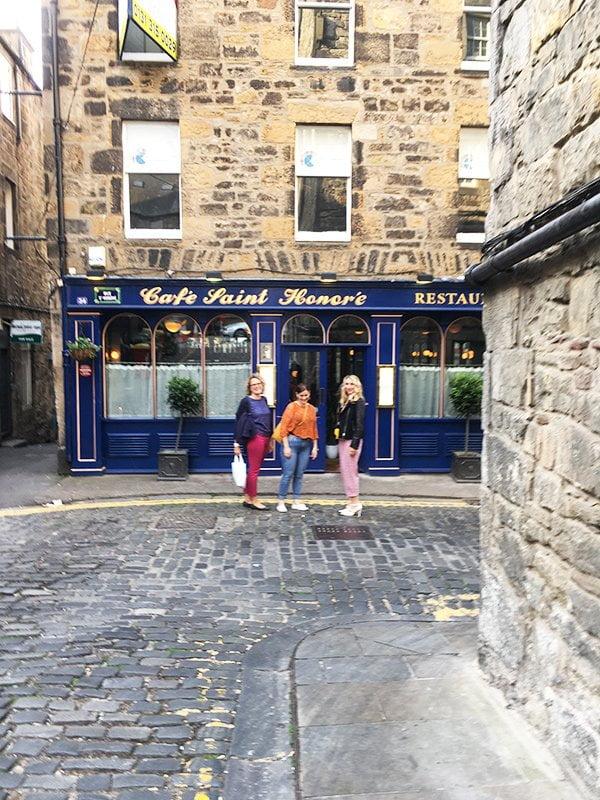 Café Saint Honoré Edinburgh: Review auf Hey Pretty Beauty Blog