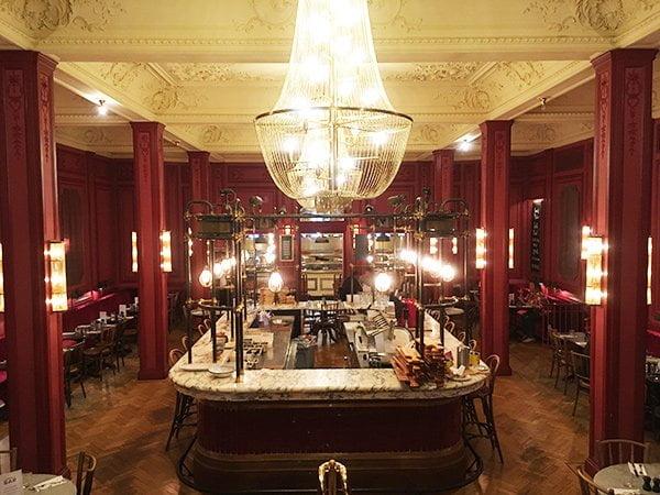 Jamie's Italian Restaurant in Edinburg, Interieur: Hey Pretty Reisetipps