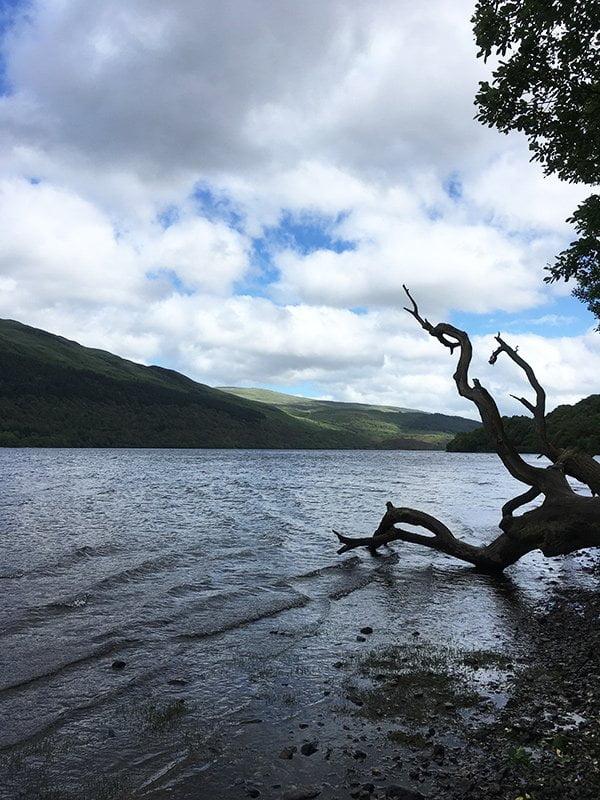 Firkin Point am Loch Lomond (Edinburgh Trip auf Hey Pretty)