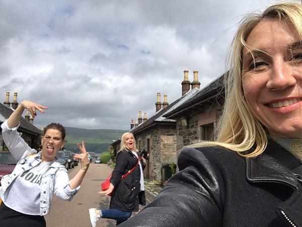 Hey Pretty Travels in Edinburgh: Luss am Loch Lomond