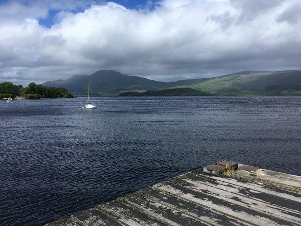 Luss am Loch Lomond (bei Edinburgh), Image by Hey Pretty