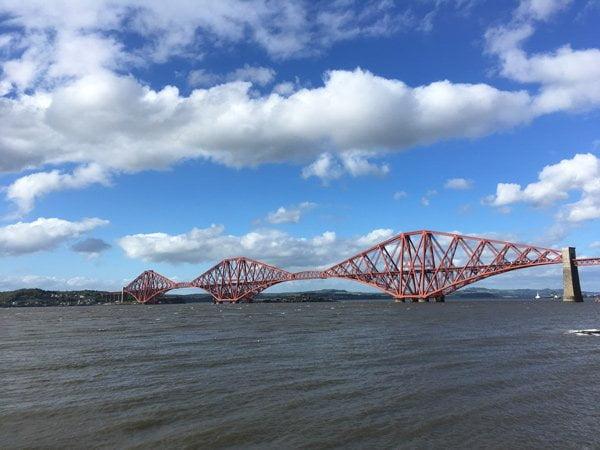 South Queensferry (bei Edinburgh): Hey Pretty Travels