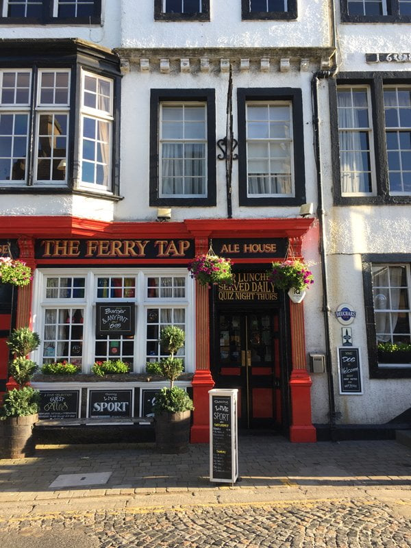 The Ferry Tap, South Queensferry (Edinburgh with Hey Pretty)