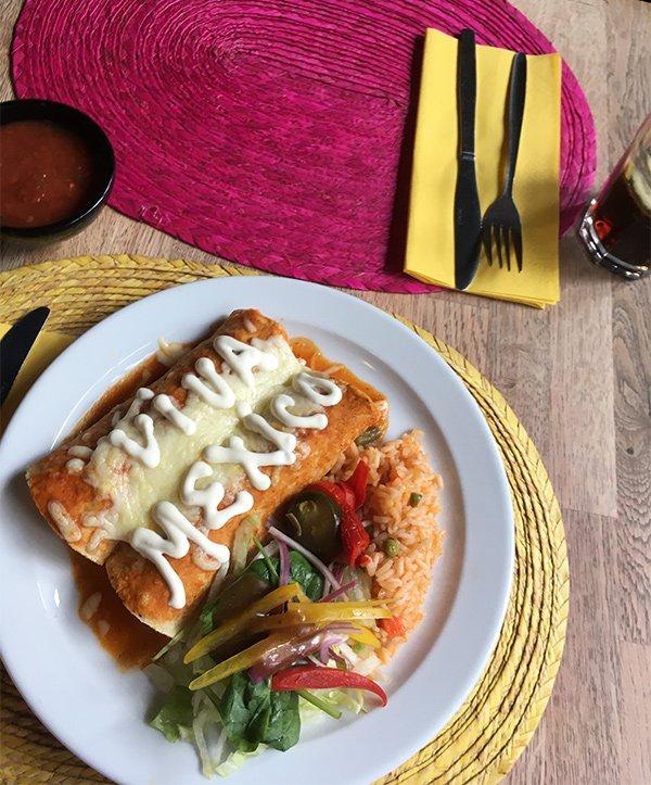 Hey Pretty Travels: Viva Mexico Restaurant in Edinburgh