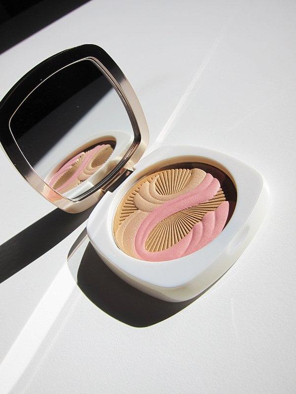 La Mer The Bronzing Powder (Soleil de La Mer Kollektion 2018), Image by Hey Pretty Beauty Blog